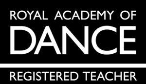Marchio RAD registered teacher